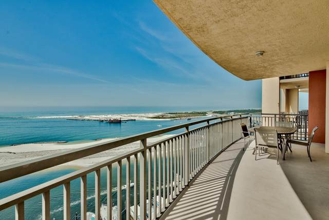 10 Harbor Boulevard E1106, Destin, FL 32541 (MLS #844751) :: 30A Escapes Realty