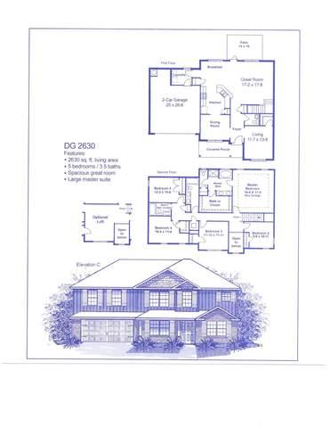 5745 Periwinkle Lane, Crestview, FL 32539 (MLS #844757) :: The Beach Group