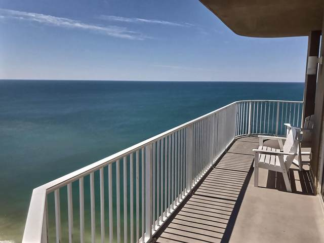 16819 Front Beach Road Unit 2817, Panama City Beach, FL 32413 (MLS #844839) :: ResortQuest Real Estate