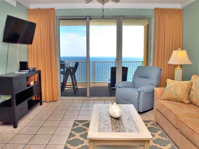 17643 Front Beach Road Unit 2007, Panama City Beach, FL 32413 (MLS #844858) :: Luxury Properties on 30A