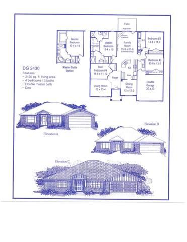 5735 Marigold Loop, Crestview, FL 32539 (MLS #844863) :: The Beach Group