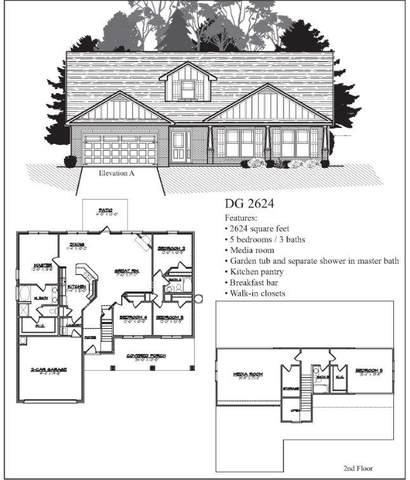5737 Marigold Loop, Crestview, FL 32539 (MLS #844872) :: Somers & Company