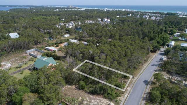 Lot 6 Pine Cone Trail, Inlet Beach, FL 32461 (MLS #844888) :: Berkshire Hathaway HomeServices Beach Properties of Florida