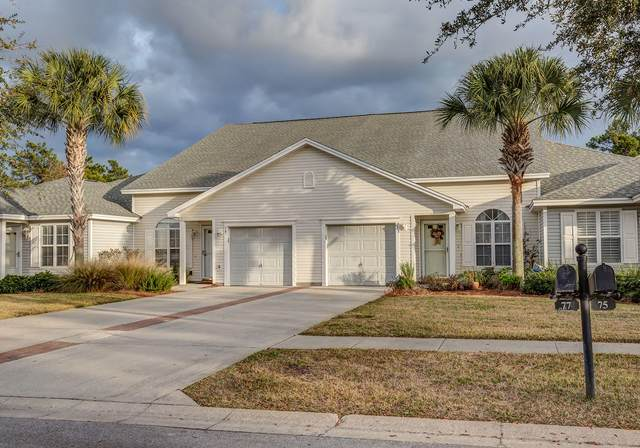 77 Park Place, Panama City Beach, FL 32413 (MLS #844891) :: Counts Real Estate on 30A
