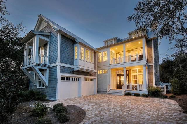 593 Western Lake Drive, Santa Rosa Beach, FL 32459 (MLS #844938) :: Berkshire Hathaway HomeServices Beach Properties of Florida