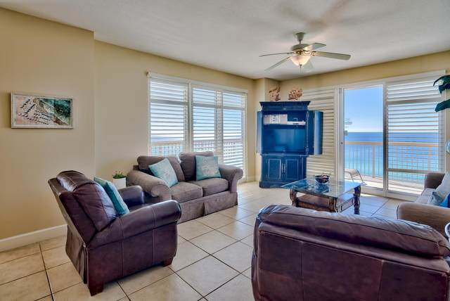 14825 Front Beach Road Unit 1501, Panama City Beach, FL 32413 (MLS #844964) :: Scenic Sotheby's International Realty
