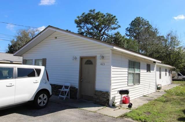 423 Green Acres Road 423 & 425, Fort Walton Beach, FL 32547 (MLS #845007) :: Coastal Lifestyle Realty Group