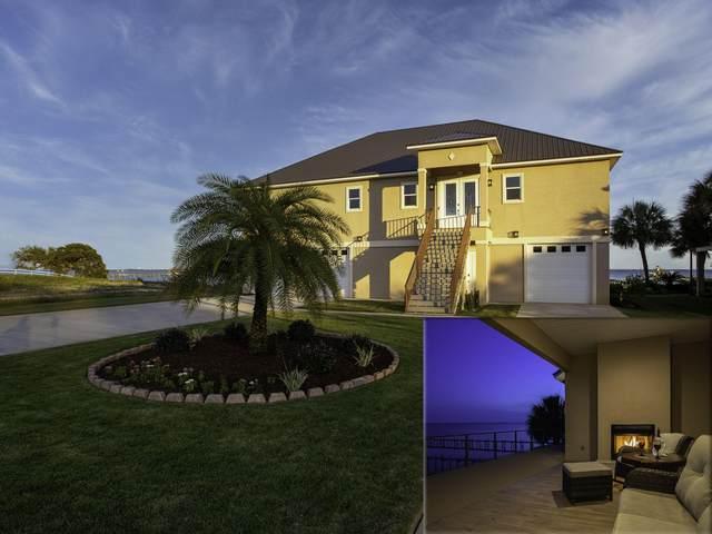 1628 Winding Shore Drive, Gulf Breeze, FL 32563 (MLS #845095) :: Coastal Lifestyle Realty Group