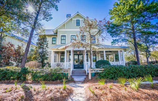 155 Bluejack Street, Santa Rosa Beach, FL 32459 (MLS #845111) :: Coastal Luxury