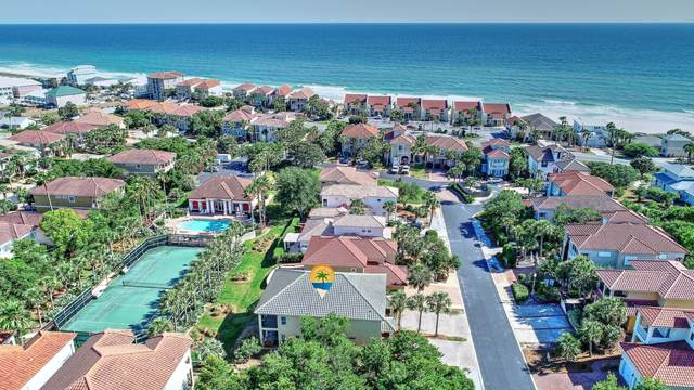 136 La Valencia Circle, Panama City Beach, FL 32413 (MLS #845257) :: Classic Luxury Real Estate, LLC