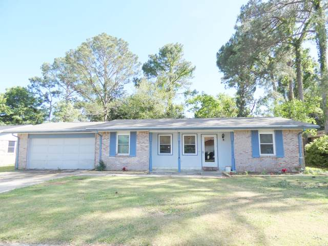 606 Ironwood Drive, Fort Walton Beach, FL 32547 (MLS #845260) :: Somers & Company
