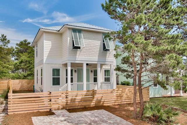 140 Marlin Street, Santa Rosa Beach, FL 32459 (MLS #845272) :: Classic Luxury Real Estate, LLC