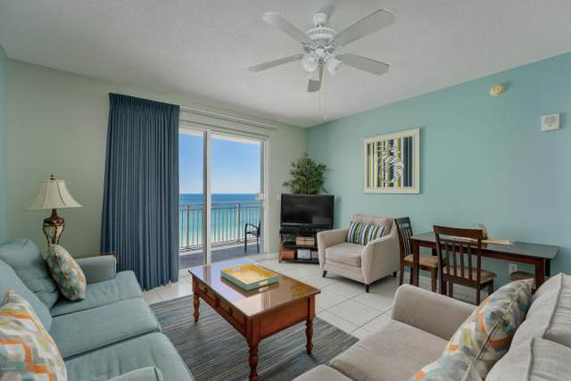 12011 Front Beach Road 606B, Panama City Beach, FL 32407 (MLS #845371) :: The Premier Property Group