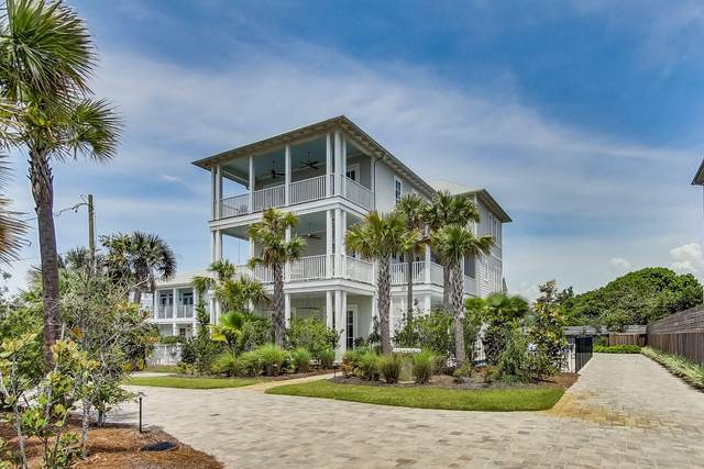401 Blue Mountain Road, Santa Rosa Beach, FL 32459 (MLS #845377) :: Coastal Luxury