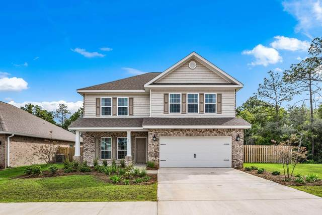 41 Constance Court, Santa Rosa Beach, FL 32459 (MLS #845419) :: Classic Luxury Real Estate, LLC