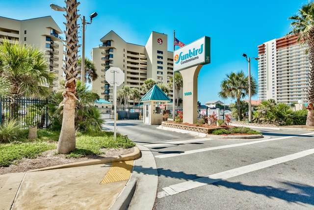 9850 S Thomas Drive Unit 406E, Panama City, FL 32408 (MLS #845455) :: Watson International Realty, Inc.