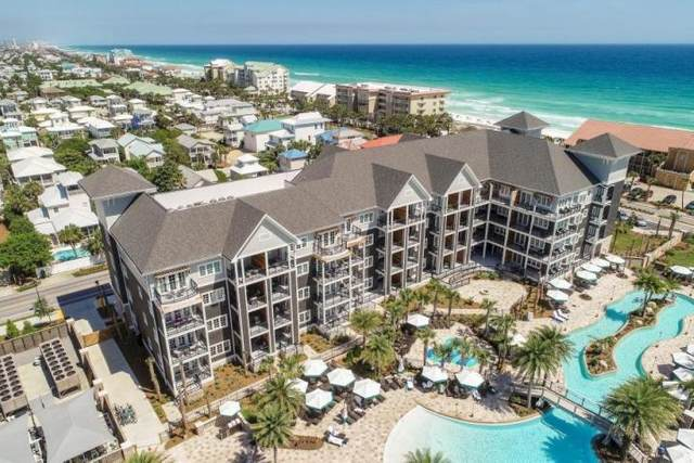 100 Matthew Boulevard #306, Destin, FL 32541 (MLS #845495) :: Coastal Luxury
