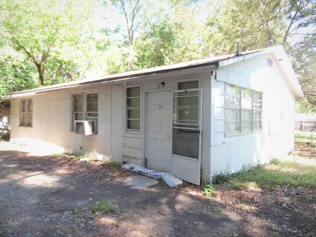 30 W Chaffin Avenue, Defuniak Springs, FL 32433 (MLS #845505) :: Classic Luxury Real Estate, LLC