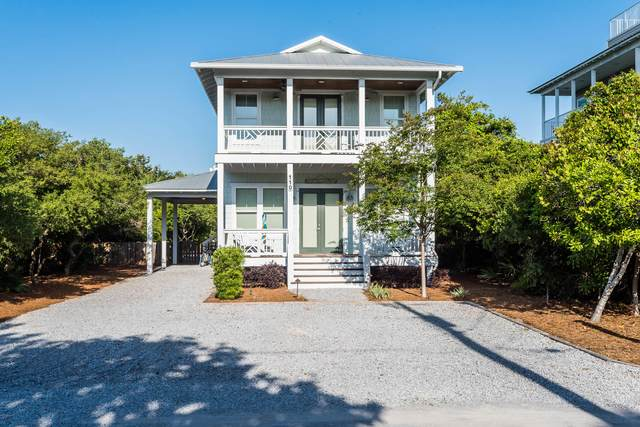 110 Gulf Point Road, Santa Rosa Beach, FL 32459 (MLS #845525) :: Coastal Luxury