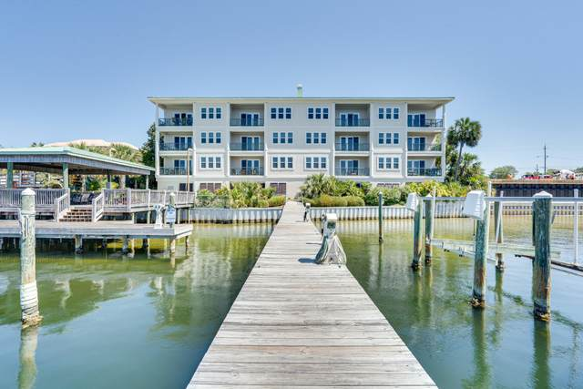 602 Harbor Boulevard Unit 302, Destin, FL 32541 (MLS #845533) :: Keller Williams Realty Emerald Coast