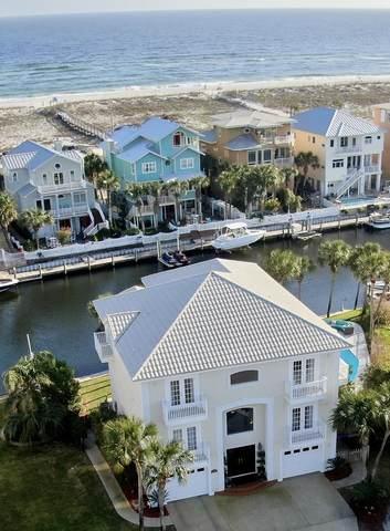 139 Le Port Dr Drive, Pensacola Beach, FL 32561 (MLS #845549) :: Classic Luxury Real Estate, LLC
