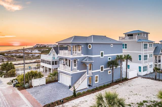 93 Emerald Cove Lane, Inlet Beach, FL 32461 (MLS #845562) :: Scenic Sotheby's International Realty