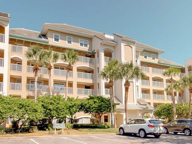 14 Players Club Drive #14, Miramar Beach, FL 32550 (MLS #845582) :: Berkshire Hathaway HomeServices Beach Properties of Florida