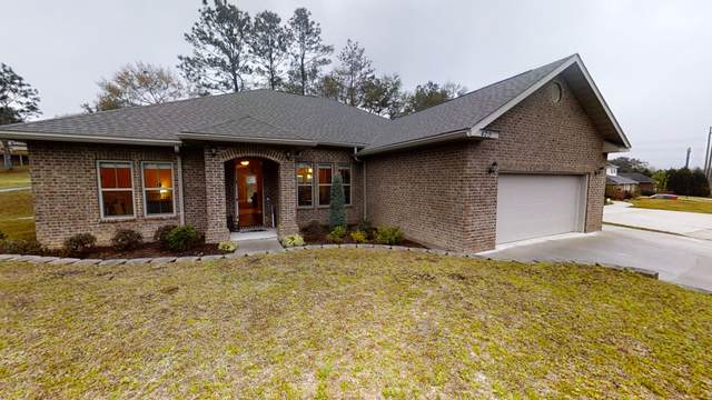 420 Shoal River Drive, Crestview, FL 32539 (MLS #845606) :: Linda Miller Real Estate