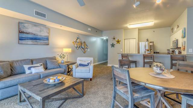 9900 S Thomas Drive #1524, Panama City Beach, FL 32408 (MLS #845676) :: RE/MAX By The Sea