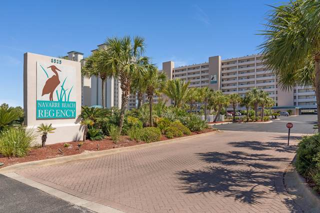 8525 Gulf Boulevard Apt 611, Navarre, FL 32566 (MLS #845698) :: Keller Williams Realty Emerald Coast