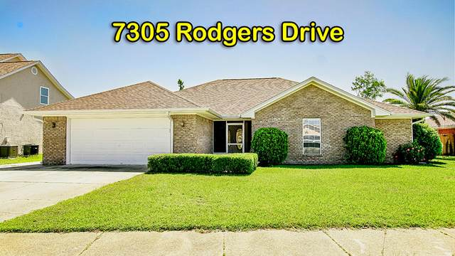 7305 Rodgers Drive, Panama City, FL 32404 (MLS #845762) :: Scenic Sotheby's International Realty