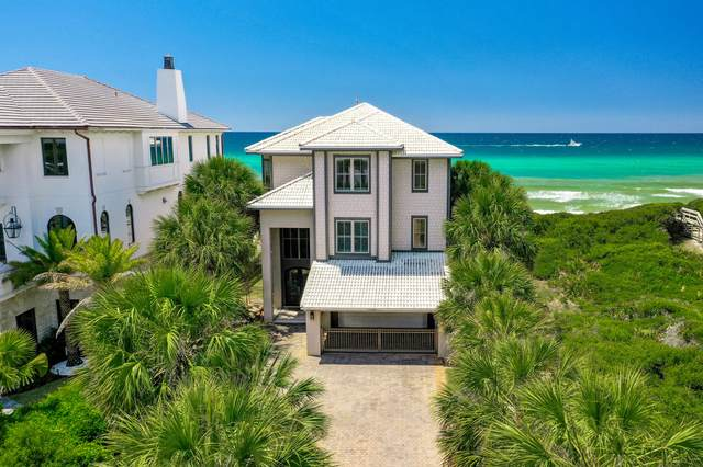 131 Paradise By The Sea Boulevard, Inlet Beach, FL 32461 (MLS #845795) :: Coastal Luxury
