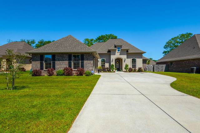 8512 John David Drive, Pensacola, FL 32526 (MLS #845871) :: Linda Miller Real Estate