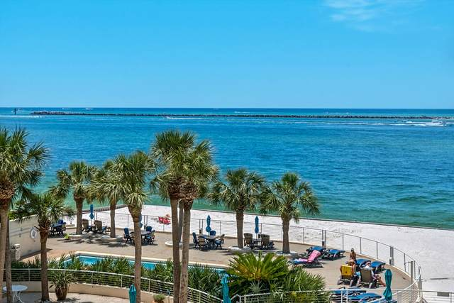 100 Gulf Shore Drive Unit 301, Destin, FL 32541 (MLS #845877) :: 30a Beach Homes For Sale