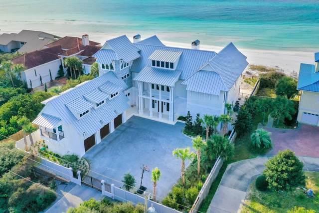 139 Highland Avenue, Santa Rosa Beach, FL 32459 (MLS #845896) :: Scenic Sotheby's International Realty