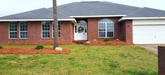 2109 Hagood Loop, Crestview, FL 32536 (MLS #846001) :: The Premier Property Group