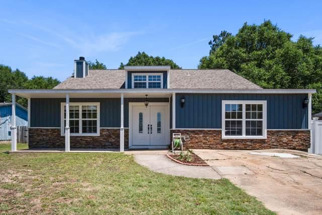 5823 Pinecrest Road, Crestview, FL 32539 (MLS #846014) :: Classic Luxury Real Estate, LLC
