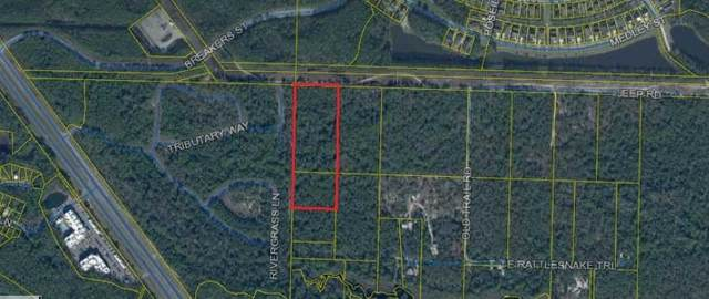TBD Box Turtle Lane, Inlet Beach, FL 32461 (MLS #846015) :: Berkshire Hathaway HomeServices Beach Properties of Florida