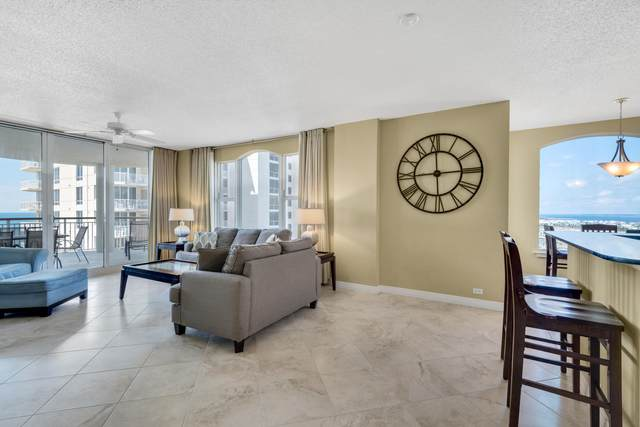 8501 Gulf Boulevard W-12F, Navarre, FL 32566 (MLS #846067) :: Coastal Luxury