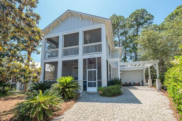 352 Cassine Garden Circle, Santa Rosa Beach, FL 32459 (MLS #846073) :: Classic Luxury Real Estate, LLC