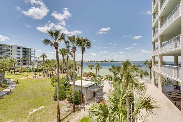 1328 SE Miracle Strip Parkway Unit 304, Fort Walton Beach, FL 32548 (MLS #846095) :: RE/MAX By The Sea