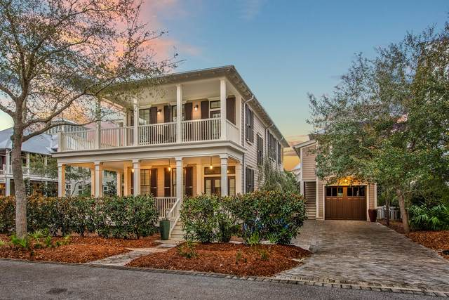 265 Western Lake Drive, Santa Rosa Beach, FL 32459 (MLS #846098) :: Scenic Sotheby's International Realty