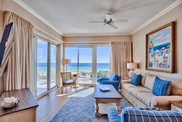 50 Monaco Street Unit 411, Miramar Beach, FL 32550 (MLS #846133) :: Berkshire Hathaway HomeServices PenFed Realty