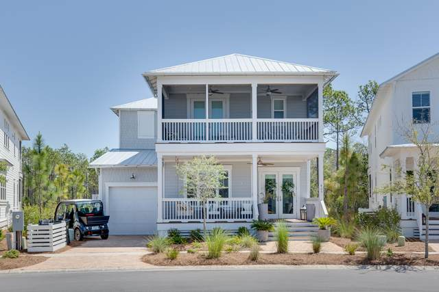 405 Flatwoods Forest Loop, Santa Rosa Beach, FL 32459 (MLS #846184) :: Coastal Luxury