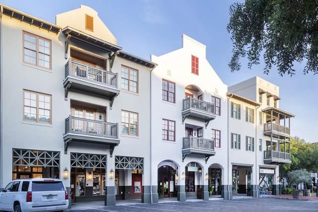 34 N Barrett Square Unit 3E, Inlet Beach, FL 32461 (MLS #846215) :: Berkshire Hathaway HomeServices Beach Properties of Florida