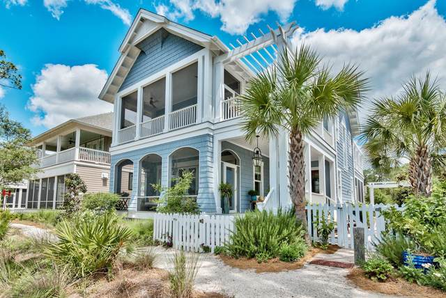 134 Tumblehome Way, Santa Rosa Beach, FL 32459 (MLS #846226) :: Coastal Luxury