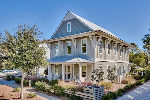 424 E Royal Fern Way, Santa Rosa Beach, FL 32459 (MLS #846231) :: Better Homes & Gardens Real Estate Emerald Coast