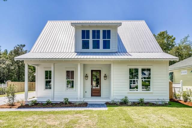 299 Seabreeze Circle, Inlet Beach, FL 32461 (MLS #846290) :: Linda Miller Real Estate