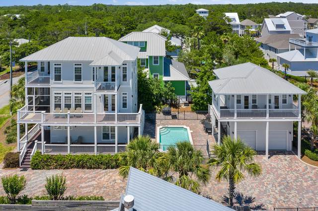 162 Hilltop Drive, Santa Rosa Beach, FL 32459 (MLS #846338) :: Scenic Sotheby's International Realty