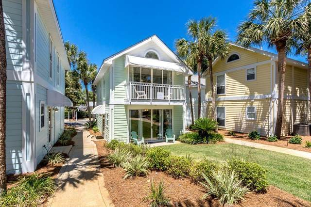 69 Crystal Beach Drive #12, Destin, FL 32541 (MLS #846346) :: Better Homes & Gardens Real Estate Emerald Coast